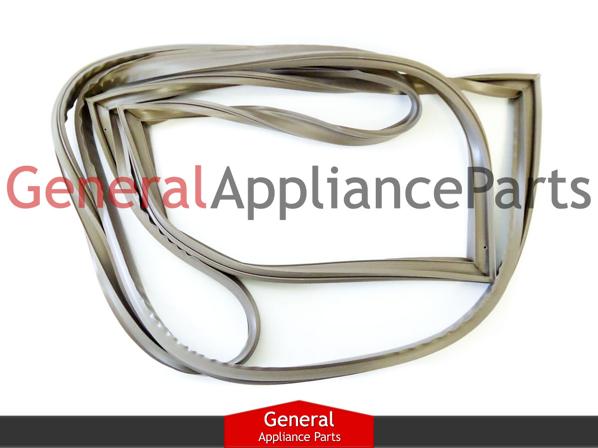 ge hotpoint profile refrigerator door gasket seal wr24x424. Black Bedroom Furniture Sets. Home Design Ideas