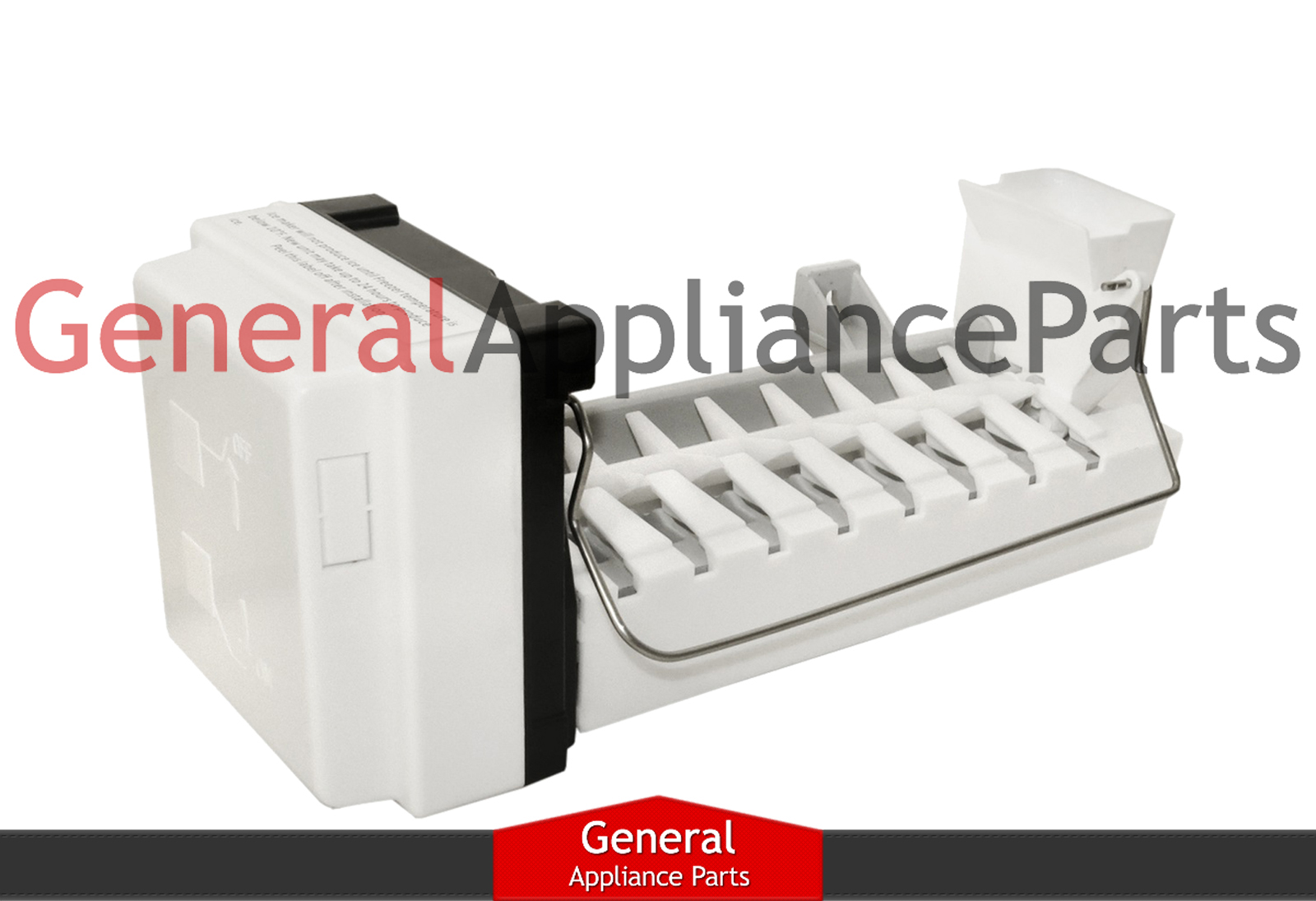 PS11769140 ClimaTek Upgraded Replacement for Sears Refrigerator Ice Maker
