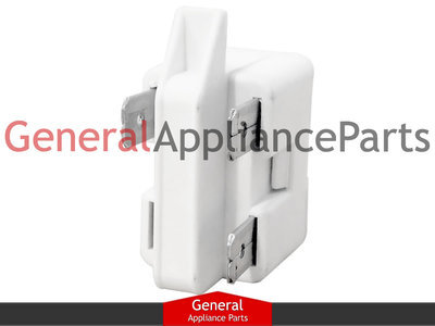 Refrigerator Start Relay Capacitor W10613606 For Whirlpool Amana Roper Maytag