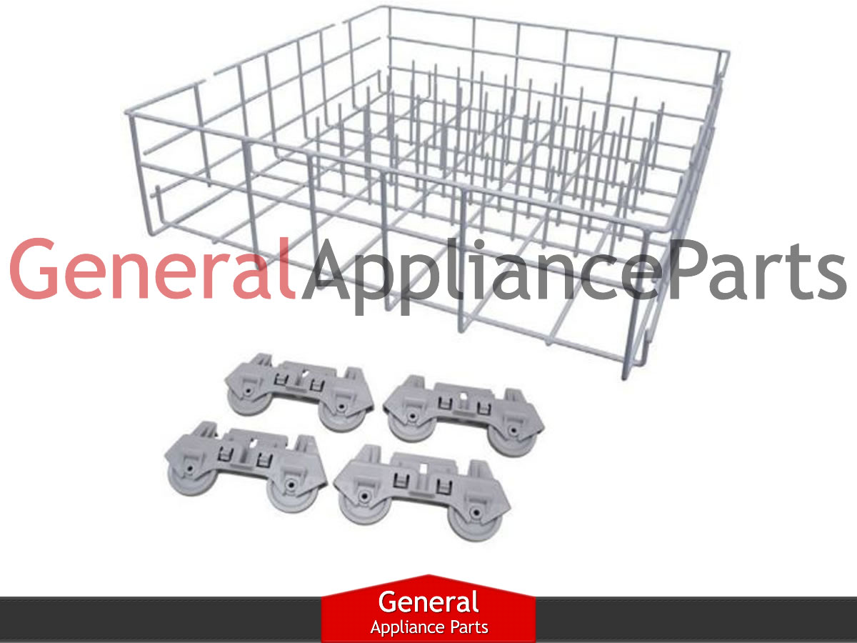 PS2378335 Supco Dishwasher Lower Rack for Whirlpool W10311986 AP4512509